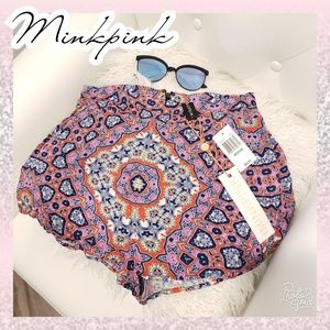 🆕️🔥Minkpink shorts medium swim beach cloth